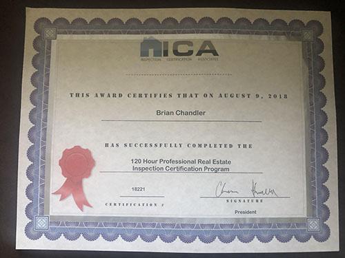 certification inspection associates